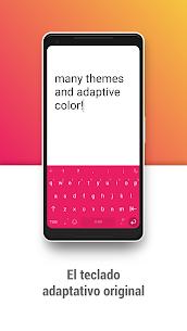 Chrooma – Teclado camaleón & RGB 5