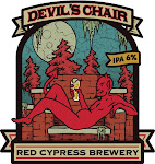 Red Cypress Devil's Chair