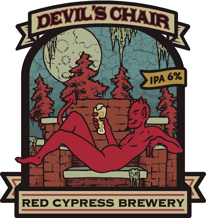 Logo of Red Cypress Devil's Chair