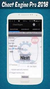 App Free Cheat Engine Pro New 2K18 APK for Windows Phone