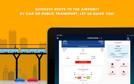 Air France - Airline tickets screenshot 12