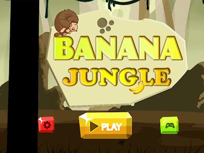 Banana Jungle Kong Run screenshot 6