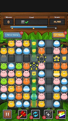 Jungle Match Puzzle screenshots 5