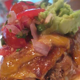 Shredded Beef Green Chili Burrito Recipes.
