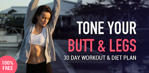 Butt & Legs Workout app (apk) free download for Android/PC/Windows screenshot