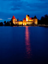 Photo: zamek w Trokach