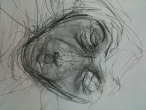 Photo: observational drawing / gesture drawing 1