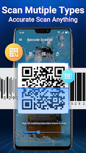 QR Code Scan & Barcode Scanner Apk Download For Android 3