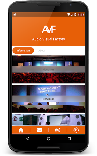 AVF - Audio Visual Factory