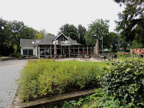 Photo: Afgesproken bij restaurant Baboeshka in Beetsterzwaag.