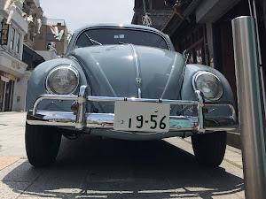 ビートル  Type1 1956年のカスタム事例画像 ゴローさんの2020年05月06日18:43の投稿