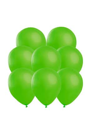 Gröna ballonger, 25 st
