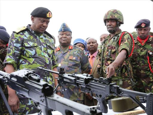 Image result for kenya military