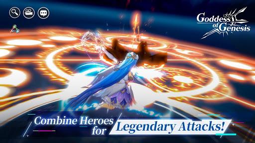 Goddess of Genesis apktram screenshots 3