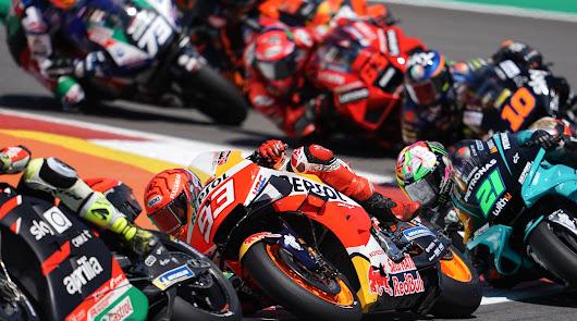 Este fin de semana se celebra el GP de España de MotoGP en Jerez