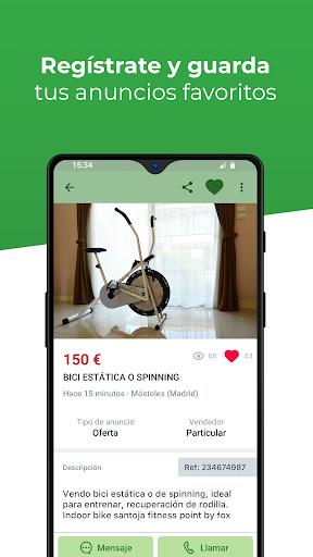 Milanuncios: Segunda mano, motor, pisos y empleo android2mod screenshots 7