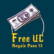 Free UC and Royal Pass 13