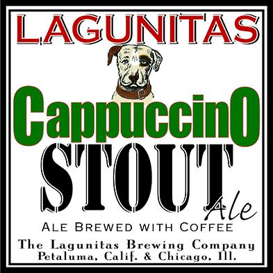 Logo of Lagunitas Cappuccino Stout