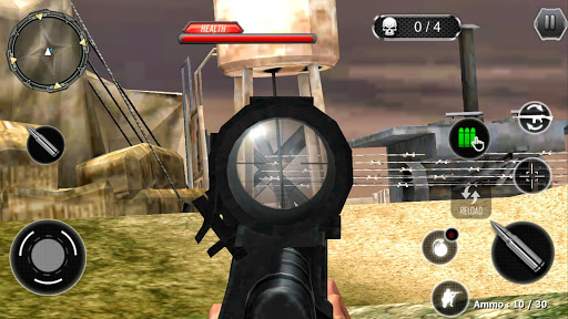 Last Commando Survival: Free Shooting Games 2019  screenshots 5