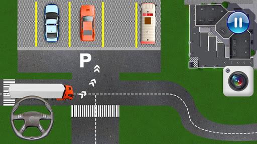 玩模擬App|卡車 停車處 傳奇免費|APP試玩