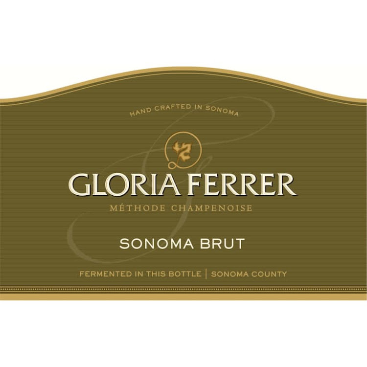 Logo for Gloria Ferrer Brut