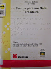 Photo: Contos para um Natal brasileiro Callado, Antonio  Localização: Braille C C781  Edição Braille