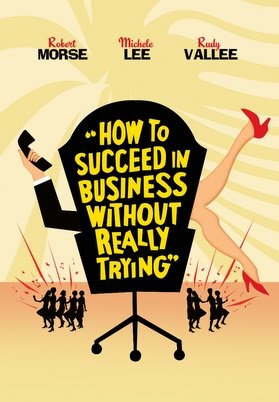 J Pierpont Finch How to Succeed In Busi...