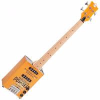 Bohemian Oil Can Bass Guitar – TNT