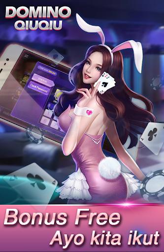 Domino 99 qiuqiu poker kiukiu gaple pulsa 1.2.6 2
