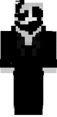 gaster from undertale the king of void