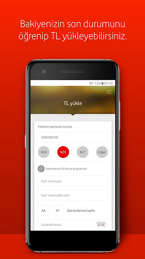 Vodafone Yanımda screenshot 14