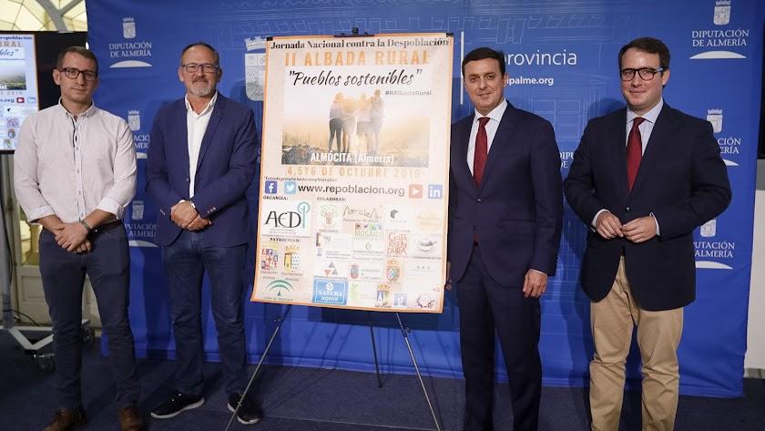 Presentción de la jornada nacional II Albada Rural.