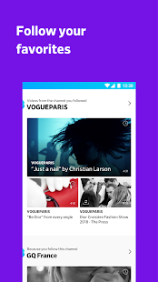 Dailymotion: Videos for now - náhled