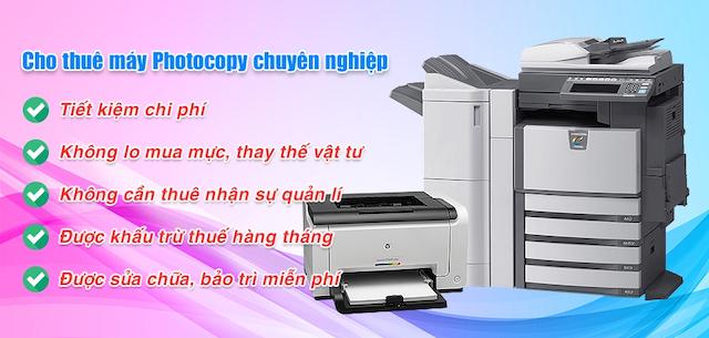 Bí kíp đặt Thuê máy photocopy quận GÒ VẤP hiệu quả