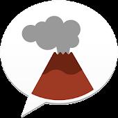 噴火速報アラート - お天気ナビゲータ