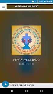 HEFATA ONLINE RADIO - náhled