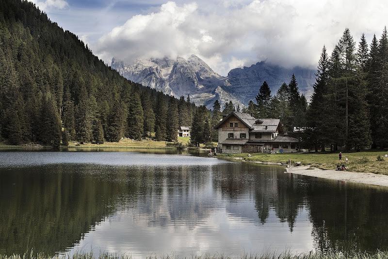 Lago di Nambino di NadiaBettini