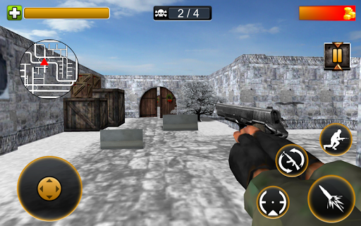 Frontline Sharpshooter Commando 3d 1.0 22