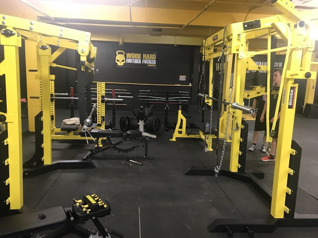 Hostyle Open Gym Monolifts in Ottawa Canada