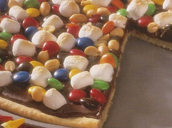 Kids In The Kitchen Cookie Pizza Recipe