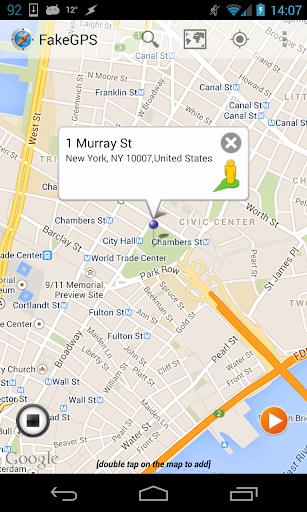 Fake GPS GO Location Spoofer Free 4.9.5 screenshots 14