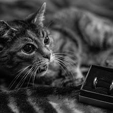 Свадебный фотограф Ксения Хасанова (ksukhasanova). Фотография от 24.09.2018