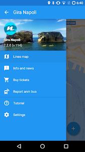 Gira Napoli - Public transport 8.1.2