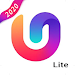 U Launcher Lite-New 3D Launcher 2020, Hide apps icon