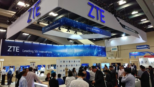 ZTE claims to have made the world's first 5G call.