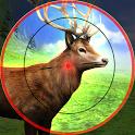 Animal Hunting Deer Sniper Hunt Safari icon