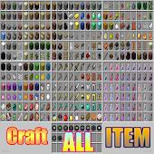 Craft All item