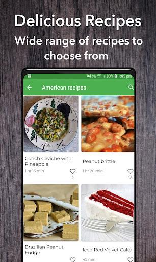 Foto do All free Recipes : World Cuisines