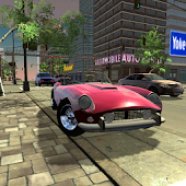 Open World Multiplayer Driving