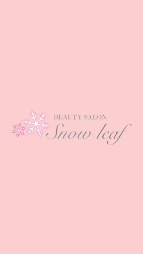 Snow leaf スノーリーフ 極上リラックスエステサロン